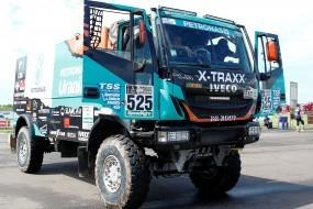 IVECO a tým PETRONAS De Rooy IVECO se opět účastní dalšího ročníku Dakaru