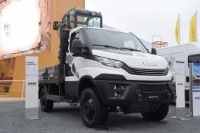 IVECO představilo na veletrhu Bauma 2019 nabídku vozidel pro stavební průmysl