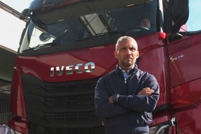 Brno přivítalo nový tahač IVECO S-WAY