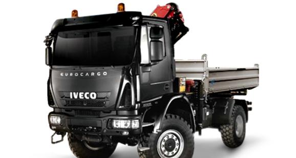 Eurocargo 4X4