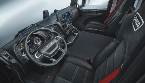 Interiér a jízdní komfort